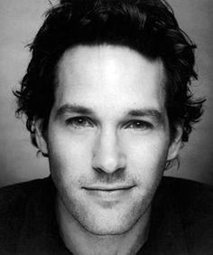 Paul Rudd - I would laugh and laugh. I would be the best dinner ever.