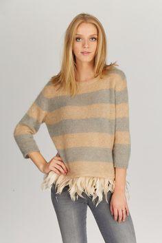 Woollen sweater #fw1617 #patriziapepe