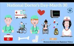 **$97** Holiday Intro Explainer Videos-Doctors Nurses