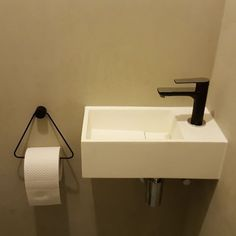 Small Bathroom Sinks, Bathrooms, Home Projects, Toilet Paper, Key, Spaces, House, Yurts, Bathroom