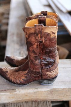 WHISKEY RIVER THUNDERBIRD BOOT - Junk GYpSy co.