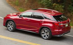 2016 Lexus RX 350 And RX 450h: New Look And Feel For The Quintessential Luxury SUV - ForbesLife