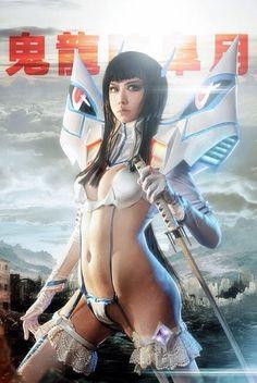 Satsuki Cosplay | Kill La Kill