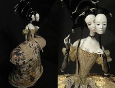 Doll fashion by Popovy Sisters