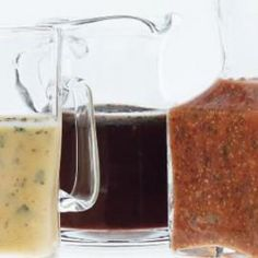 Healthy Salad Dressing Recipes | Eating Well--There's got to be something in here GF/YF-Pin now read later
