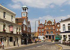 Wimbledon Village- want to go back!