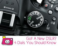 Take Better Photos: 4 Important Camera Buttons to Know