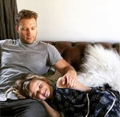 Jai Courtney-a private moment