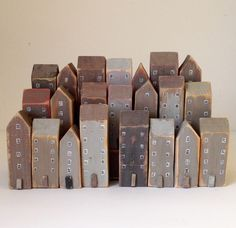 Edinbrugh Tenements tall houses £7.00 each