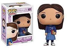 Funko - Figurine Gilmore Girls - Rory Gilmore Pop 10cm - 0889698112352