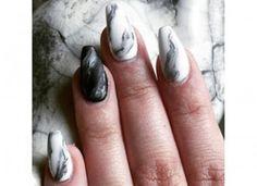 Nails!!💅💅💅: Marble nails♥♥♥♥