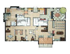 Quality floor plan