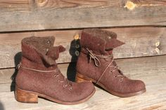 Hey, I found this really awesome Etsy listing at http://www.etsy.com/listing/125387078/felted-boots-marcella