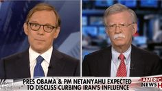 Bolton: 'Delusional' Obama Wants to Change Balance of Power in Middle East' [Video] - Allen West Republic
