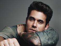 Beautiful photo of John Mayer - by  STEVENTAYLORPHOTO