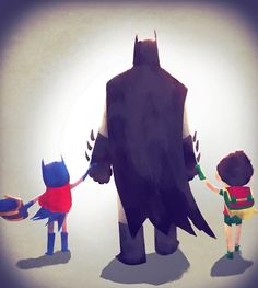 Video: BatDad - Possibly The Greatest Thing To Come From Vine! THIS IS AMAZING