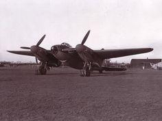 de Havilland DH.98 Mosquito, via Flickr.