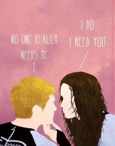 Hunger Games Quotes / Catching Fire / Katniss / Peeta