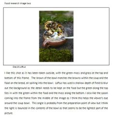 Food from above my still life research workbooks pinterest - Comment utiliser le romarin en cuisine ...