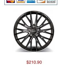 'NEW alloy wheels for MB C-Class / Now in stock! ' is for sale on Tradyo for $211: http://tradyo.com/listings/23624