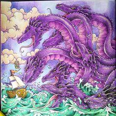 #mythomorphia #coloringbook #coloring #kolorowanki #kolorowankidladorosłych
