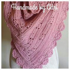 Crochet Shawl - pattern by Sandra Paul (Cherry Heart)
