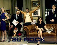 30 Rock! so sad its gone... :(