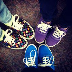 Bestfriend Vans :) shoes shoes shoes!