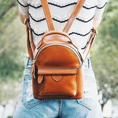 Items similar to Leather mini backpack black small leather backpack minimalist vintage backpack women rucksack leather bag on Etsy Leather Laptop Backpack, Black Leather Backpack, Backpack Purse, Mini Backpack, Mini Bag, Fashion Backpack, Leather Bag, Mochila Victoria Secret, Mini Mochila