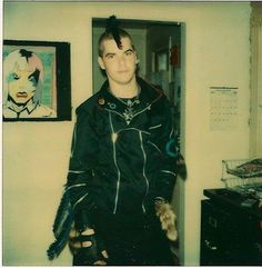 Darby Crash The germs