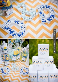 candy table ideas | CHECK OUT MORE IDEAS AT WEDDINGPINS.NET | #weddingcakes