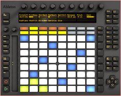 Ableton Push Software Controller for Ableton Live 9