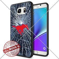NEW Southern Methodist Mustangs Logo NCAA #1546 Samsung Note5 Black Case Smartphone Case Cover Collector TPU Rubber original by SHUMMA [Break], http://www.amazon.com/dp/B018498ULE/ref=cm_sw_r_pi_awdm_CLyhxb0M9X38W