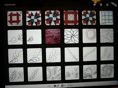Timber Hill Threads: Using Your iPad for Drawing Quilt Designs