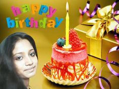 Happy Birthday Nayana..