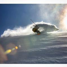 #tbt to 11 days ago in #haines #ak.  @markus1eder skiing switch pow for @msp_films @thenorthface @swatch @swatchproteam @volklskis @smithoptics @redbull