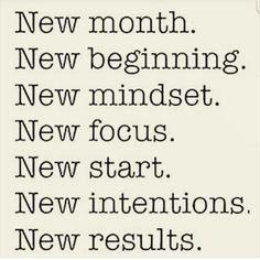 What will this new month bring for you?! #november #goals