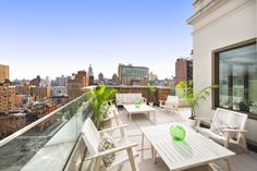 Gramercy Penthouse  ...   50 Gramercy Park North PH, Gramercy, NYC, Represented exclusively by Anna Shagalov, Bo Poulsen, Kristin Herrera and The Poulsen Shagalov Team. See more eye candy on this home at http://www.halstead.com/17962295