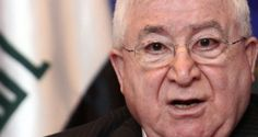 Fuad Masum who also served as the first prime minister of autonomous Iraqi Kurdistan in reportedly emerged as the only candidate of the