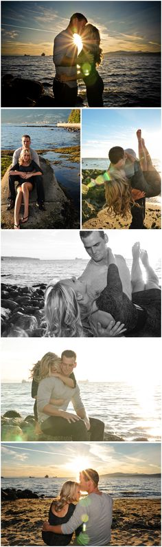 Natalia Reardon Photography » STANLEY PARK ENGAGEMENT
