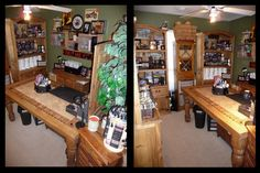 here's a little peek at my craft room