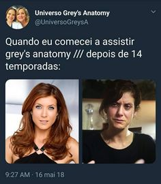 Addison Montgomery after 14 seasons of Greys Anatomy in Anatomy Grey, Greys Anatomy Frases, Series Lgbt, Series Movies, Serie Nova Netflix, Anatomy Humor, Addison Montgomery, Lexie Grey, Owen Hunt