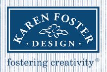 Karen Foster Design Booth