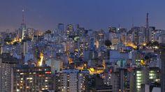 Sao Paulo, Brazil (source: wiki)