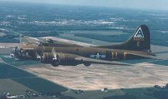 """Shoo Shoo Shoo Baby — this Boeing B-17G Flying Fortress is making one more trip -  The National Museum of the U.S. Air Force will soon exhibit a rare B-17D (a shark fin model) """"The Swoose"""" as well as the historic B-17F """"Memphis Belle"""" (the first to make 25 combat missions) after transferring Shoo Shoo Shoo Baby."""
