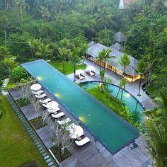 Komaneka Resorts at Ubud Bali