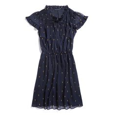9165af5eaef Short Sleeve Printed Dress in Navy - Tommy Hilfiger