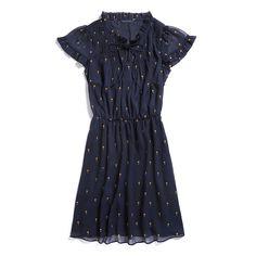 9165af5eaef Short Sleeve Printed Dress in Navy - Tommy Hilfiger