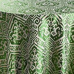 Clover Mesa Table Linen, Friday Night linen
