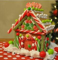 Christmas Gingerbread House ¤ ¤ ¤ ¤ ¤ ¤